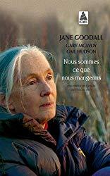 Jane Goodall est une célèbre primatologue et auteur britannique